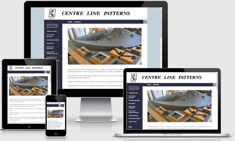 Centre Line Patterns