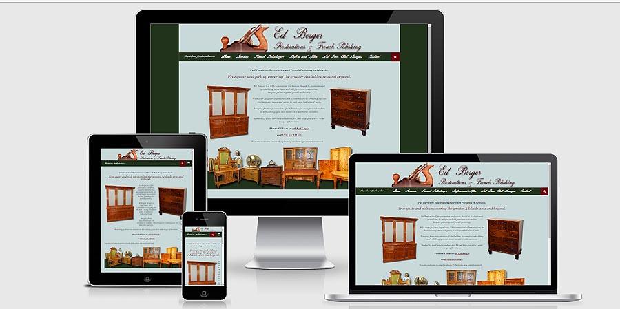 Ed Berger Furniture Restoration