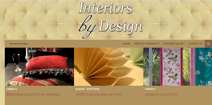 Interiors by Design - Stirling