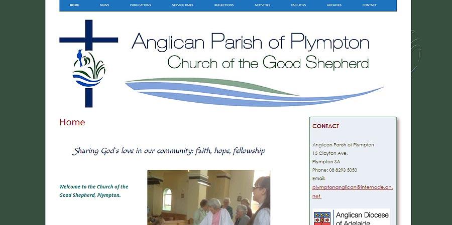 Anglican Parish of Plympton