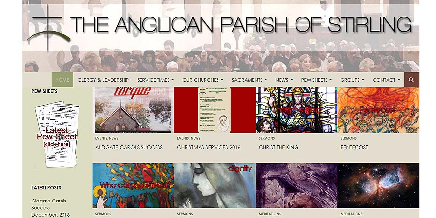 Anglican Parish of Stirling