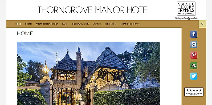 Thorngrove Manor - Stirling East