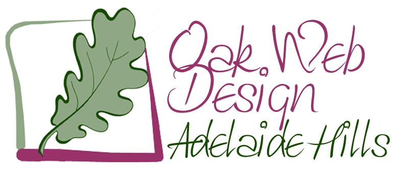 Oak Web Design Adelaide Hills