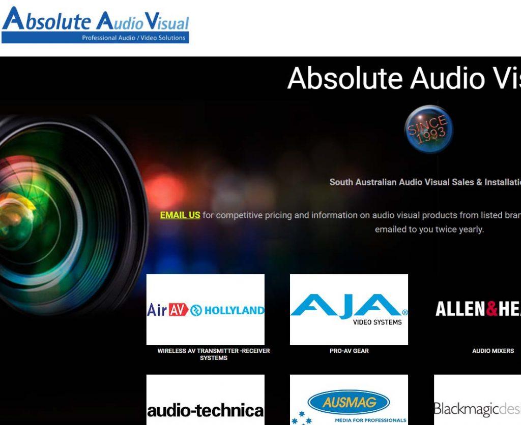 Absolute Audio Visual