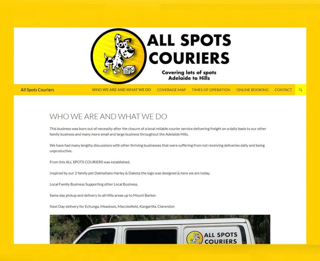 All Spots Couriers